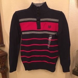 NWOT~CHAPS Boys Sweater Size M(10-12)